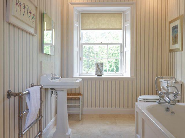 Bed and Breakfast in East Lothian Bathroom