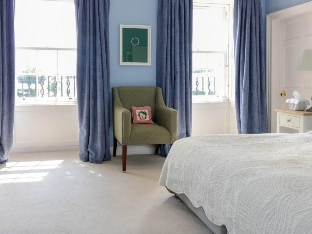 Tanderland Bed and Breakfast in East Lothian Bedroom