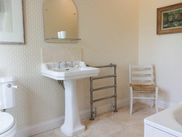 Tanderlane Staycation Bed and Breakfast Bathroom