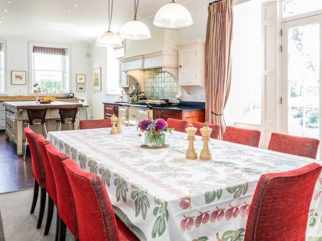 Tanderlane bed and breakfast Kitchen